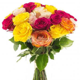 Букет из 23 роз