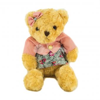 Медведь в платье